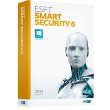 ESET Smart Security 6 Antivirus & Anti-Theft Software
