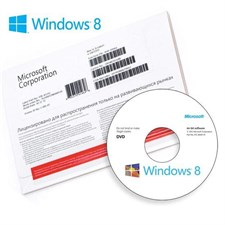 Windows 8 SL 64bits DVD
